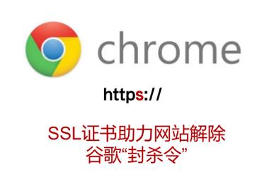 """天威诚信SSL证书助力网站解除Chrome""""封杀令"""""""