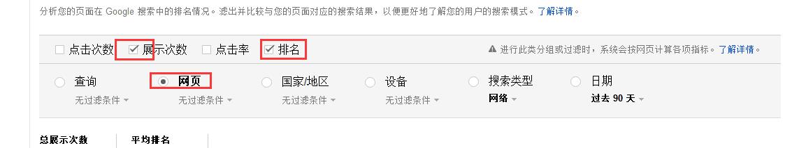 Google search console进阶必读——搜索流量篇