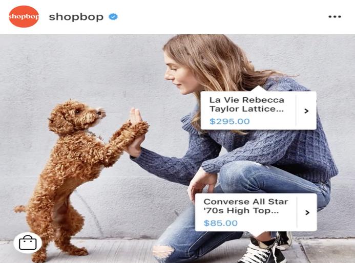 掌握5个Instagram营销趋势,2019年广告投资回报率翻倍增长