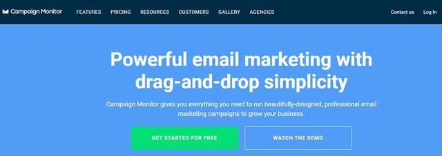 Campaign Monitor邮件营销软件是什么